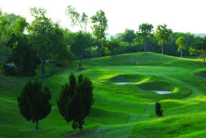 The Emerald Golf Club
