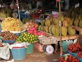 The best fruit in Thailand...