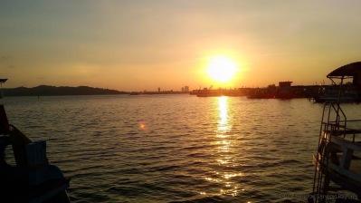 Ban Phe harbour