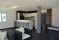 Open space living room/kitchen