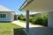 House exterior / carport