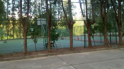 Tennis & Basket