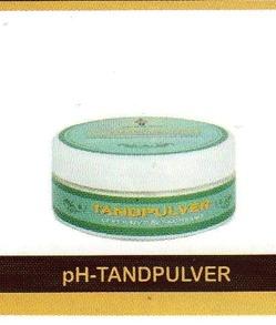 Ph-Tandpulver
