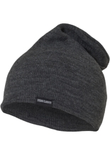 Urban Classics: Long Beanie - charcoal