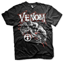 MARVEL: VENOM T-Shirt (Black)