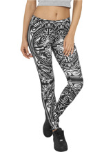 URBAN CLASSICS Ornament Leggings
