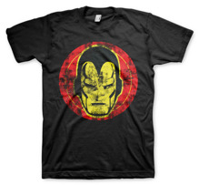 Iron Man Icon T-Shirt (Black)