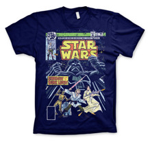 STAR WARS: Shadow Of A Dark Lord Unisex T-Shirt (Navy)
