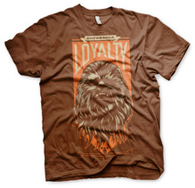STAR WARS: Chewbacca Loyalty Unisex T-Shirt (Brown)