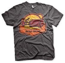 STAR WARS: Speeder T-Shirt (D.Grey) (L)