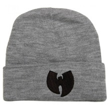 Wu-Wear: Wu Beanie - grey/black