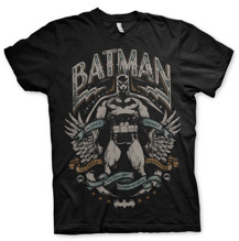 BATMAN: Dark Knight Crusader Unisex T-Shirt (Black)