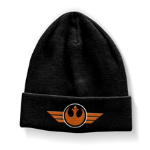 STAR WARS: Join The Resistance Beanie (Black)