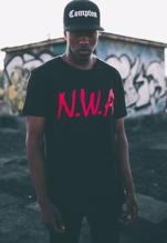 N.W.A Tee - black