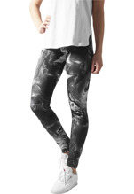 URBAN CLASSICS Smoked Marble Leggings