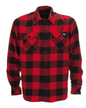 Dickies SACRAMENTO Shirt - Red (S)