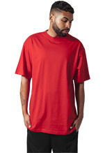 Urban Classics: Tall Tee - red (XL, 2XL)
