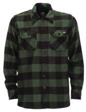 Dickies SACRAMENTO Shirt - Pine Green (S)