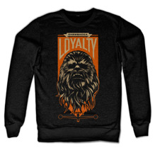 STAR WARS: Chewbacca Loyalty Sweatshirt (Black)