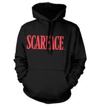 SCARFACE Logo Hoodie (Black)