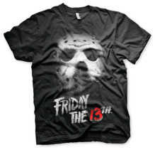 Friday The 13th Unisex T-Shirt (Black)
