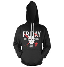 Friday The 13th - The Day Everyone Fears Hoodie (Black)