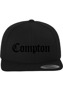 Compton Snapback - black/black