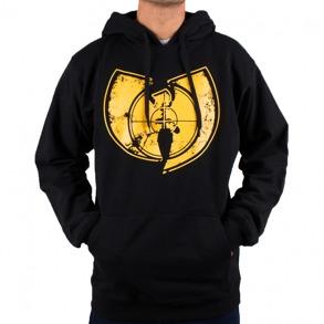 Wu-Wear: Wu Target Hoodie - black