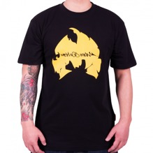 Wu-Wear: Method Man Logo T-shirt - black (M)