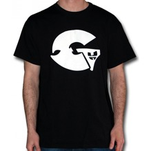 Wu-Wear: GZA Logo T-shirt - black (M)