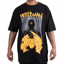 Wu-Wear: Method Man Bang Bang T-shirt - black