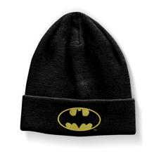 Batman Signal Logo Beanie (Black)