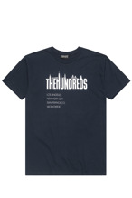 The Hundreds: Capitols T-shirt - navy