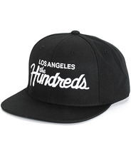 The Hundreds - Forever Team Snapback (black)