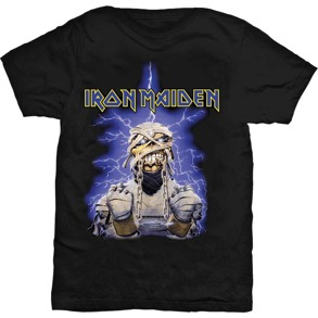 Iron Maiden: Powerslave Mummy T-shirt - black