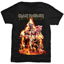 Iron Maiden: Seventh Son Of A Seventh Son T-shirt - black