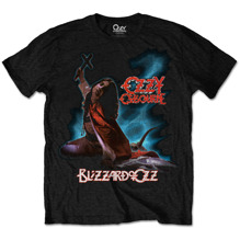 Ozzy Osbourne: Blizzard of Ozz Unisex T-shirt (black)
