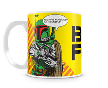 STAR WARS - BOBA FETT COFFEE MUG