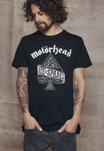 Motörhead: Ace of Spades Unisex T-shirt - black (S)