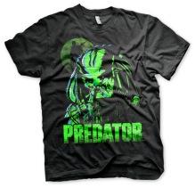 PREDATOR Unisex T-Shirt (black) (S, XXL)