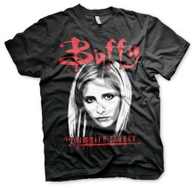 Buffy The Vampire Slayer T-Shirt (black)