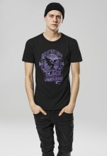 Black Sabbath: LOTW purple Unisex T-shirt - black