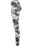 URBAN CLASSICS Camo Leggings - snow camo