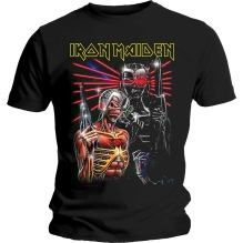 Iron Maiden: Terminate Unisex T-shirt (black)