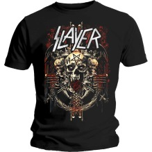 SLAYER: Demonic Admat Unisex T-shirt - black (XL)