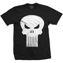 The Punisher Skull T-shirt (black)
