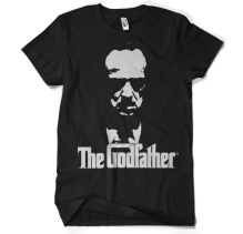 THE GODFATHER: Shadow Unisex T-Shirt (Black)