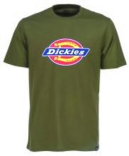 Dickies HORSESHOE Tee T-shirt - olive