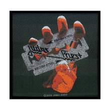 Judas Priest: British Steel Standard Patch (tygmärke)