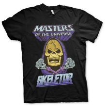 Masters Of The Universe - Skeletor Unisex T-Shirt (Black)